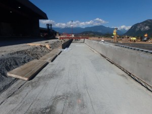 Photo 2 - Relieving Slab Base Prep and Formwork